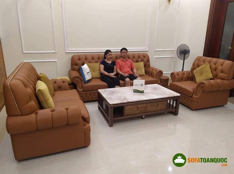 Bộ ghế sofa tiếp khách văn phòng cần lịch sự sang trọng và thoải mái nhất.