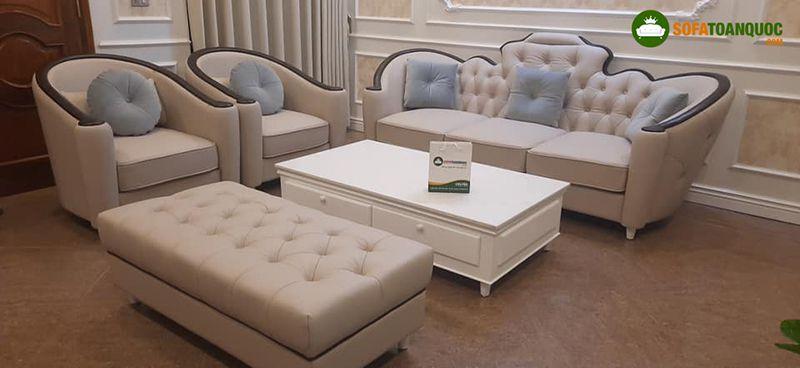 ghế sofa tiếp khách