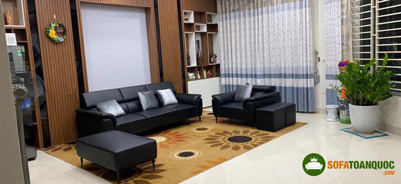 bộ ghế sofa tiếp khách văn phòng độc đáo