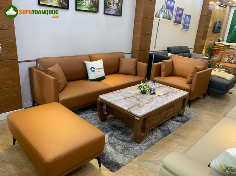 bộ bàn ghế sofa tiếp khách