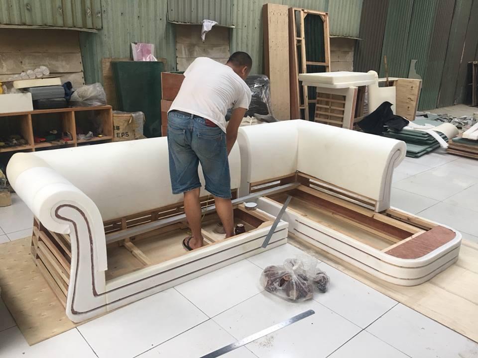 xưởng bọc ghế sofa tại khu vực hà nội