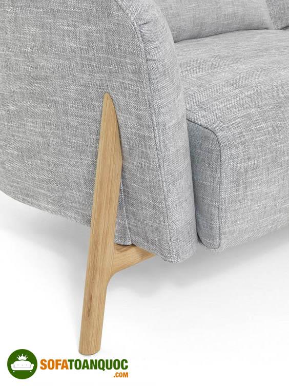 chân ghế sofa hiện đại bằng gỗ