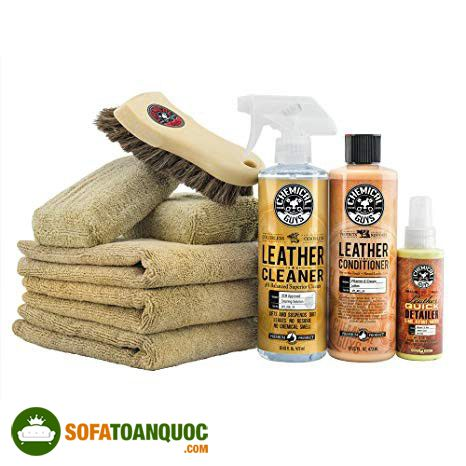 dung dịch leather sofa cleaner