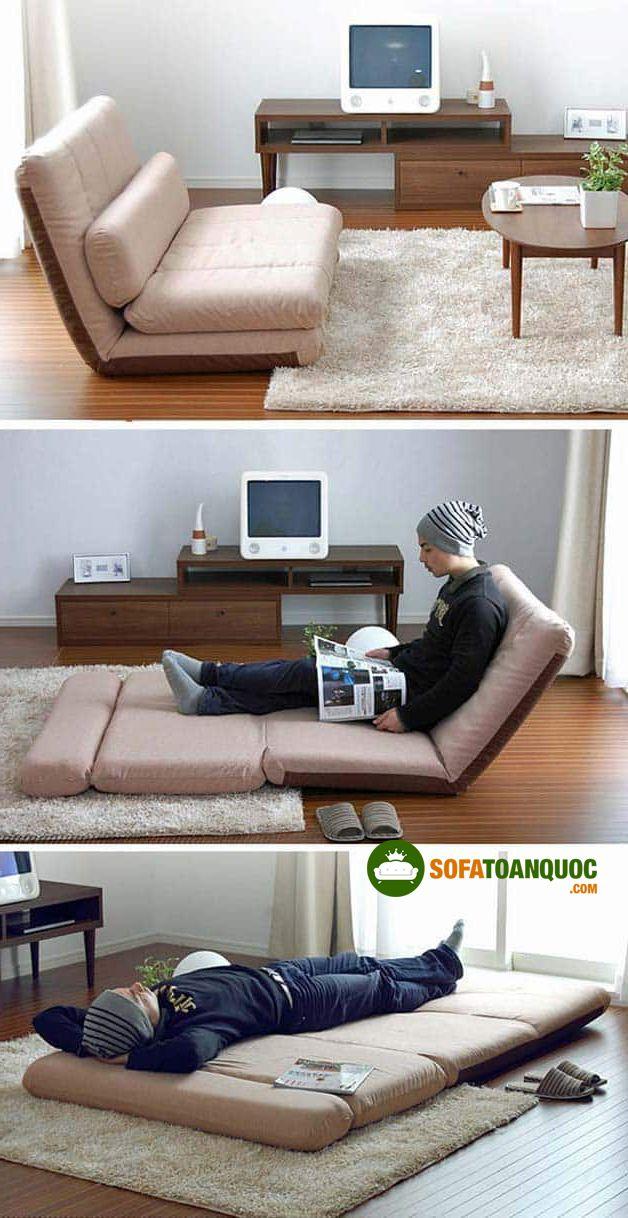 ghế sofa phòng khách đọc sách