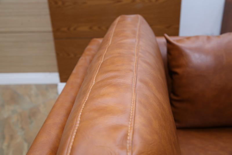 ghế sofa chân cao inox