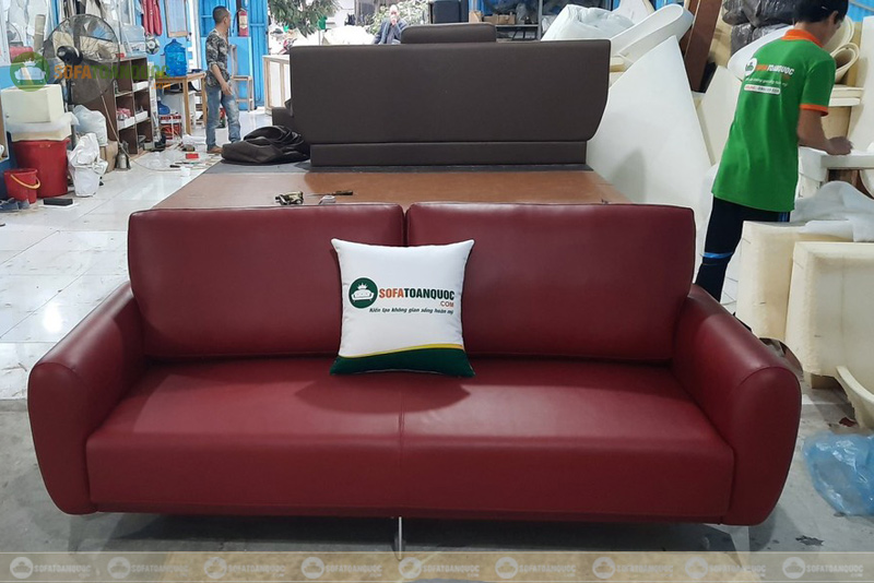sofa cho phòng khách nhỏ hẹp giá rẻ