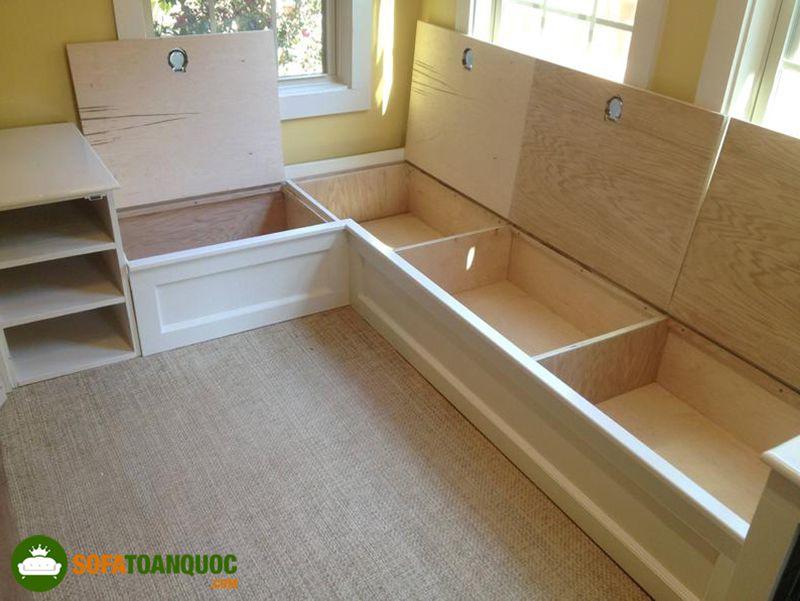 ghế sofa có ngăn kéo hộc tủ