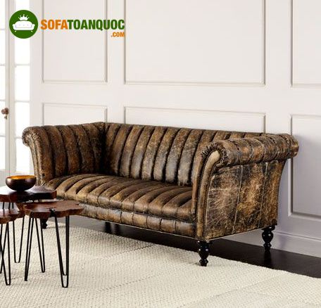 ghế sofa vintage đẹp nhất hà nội