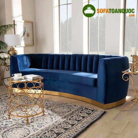 sofa khung viền bằng sắt