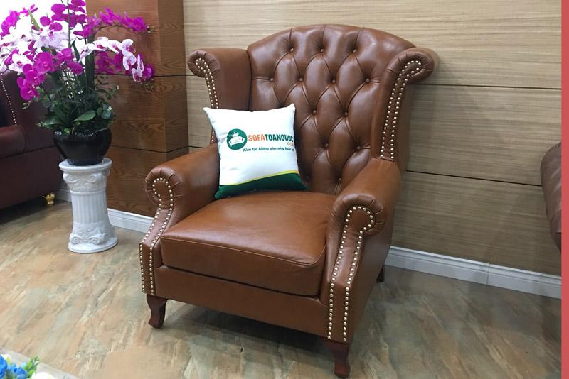 ghế sofa đơn đọc sách thư giãn