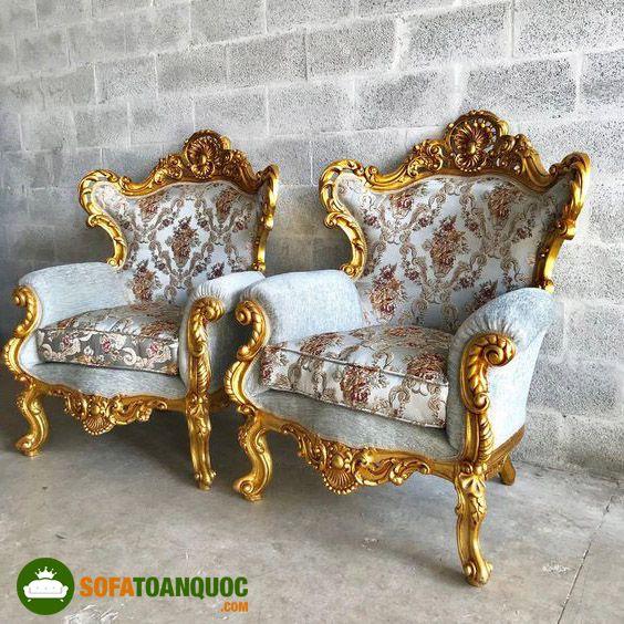 ghế sofa nữ hoàng đơn