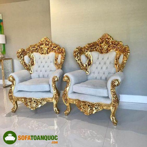 ghế sofa nữ hoàng tinh tế