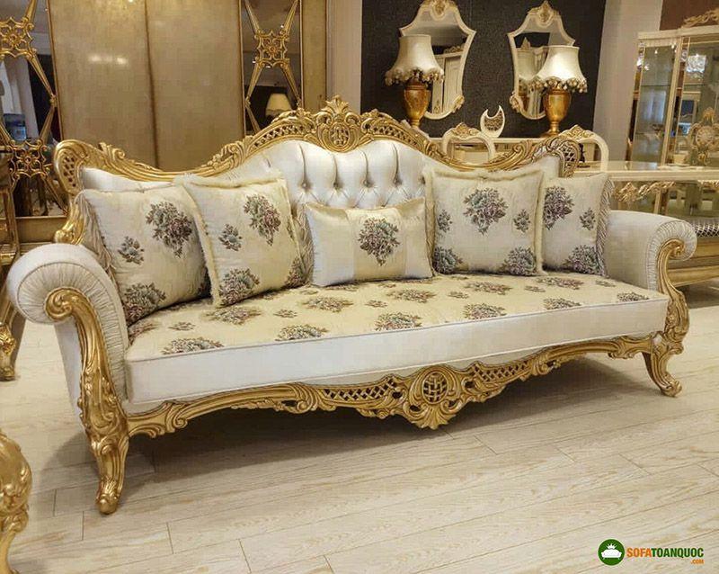 ghế sofa nữ hoàng văng dài