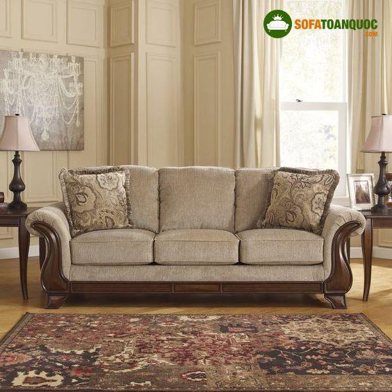 ghế sofa phong cách xưa cũ