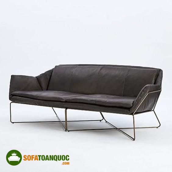 ghế sofa văng khung bằng sắt