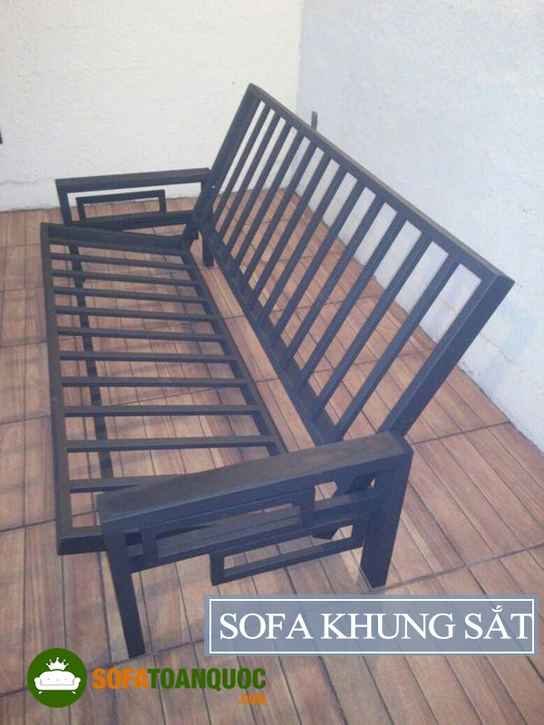 ghế sofa khung sắt