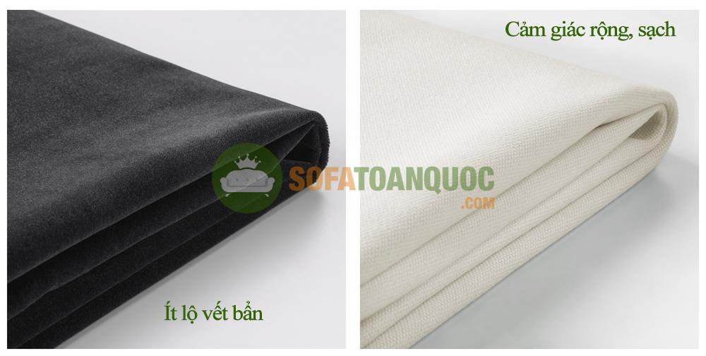 kinh nghiệm chọn vải bọc ghế sofa chất lượng