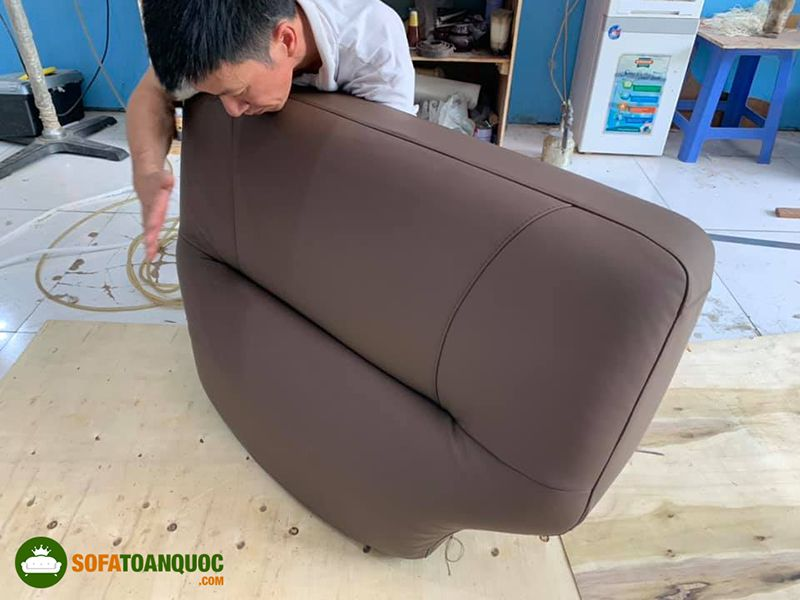 may nệm sofa rời