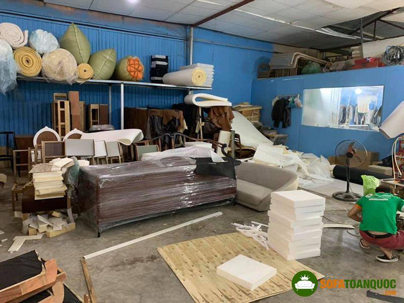 nhà máy sản xuất sofa tại sofa toàn quốc