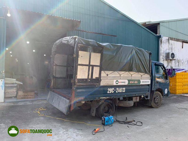 nhà máy sản xuất sofa miễn phí vận chuyển