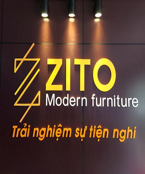 showroom sofa tại hà nội Zito