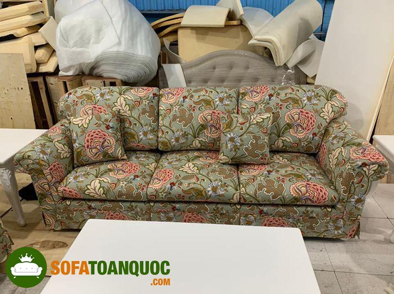so sánh sofa vải nỉ và sofa da