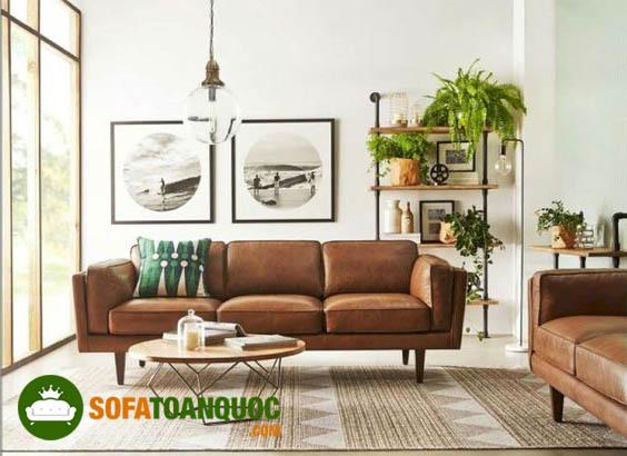 ghế sofa đơn dài giá rẻ
