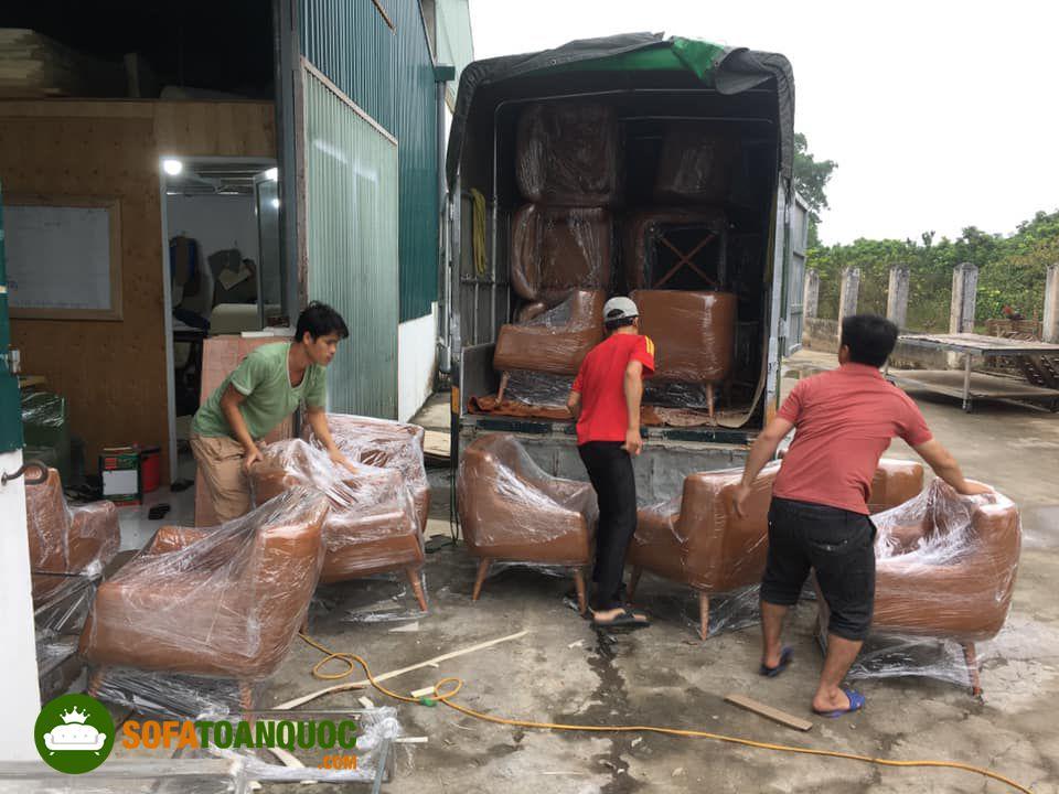 vận chuyển sofa tại soFa toàn quốc