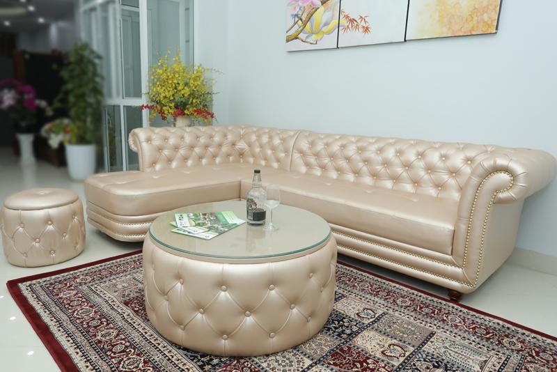 bộ ghế sofa tân cổ điển đẹp
