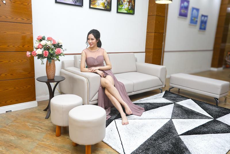 ghế sofa 3 món giá 12 triệu