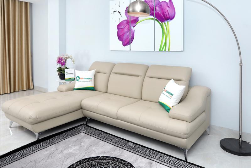 sofa nhỏ gọn kích thước 2m5