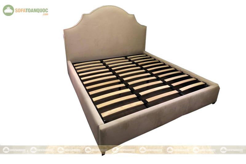 Giường ngủ vải mã 106