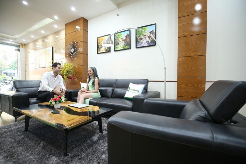 ghế sofa thích hợp cho phòng giám đốc