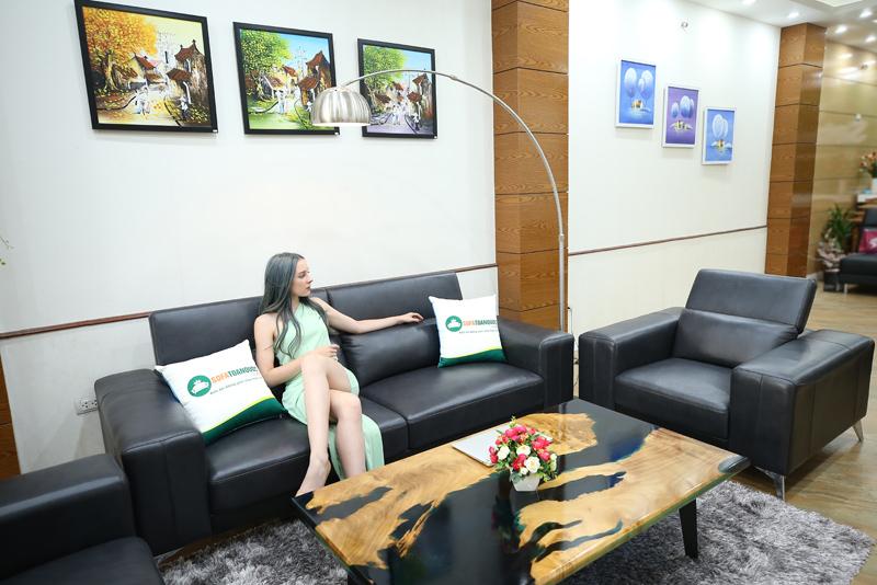 bộ ghế sofa 1-1-2 hiện đại