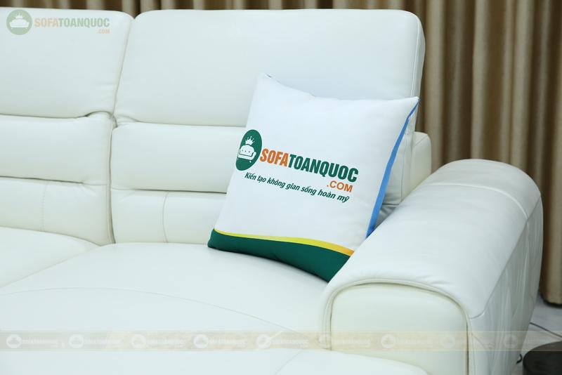 sofa da nhập khẩu Brazil