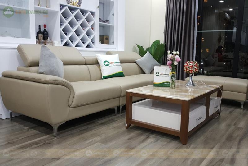 Sofa băng tựa gật gù 2400mm 3 chỗ mã 186
