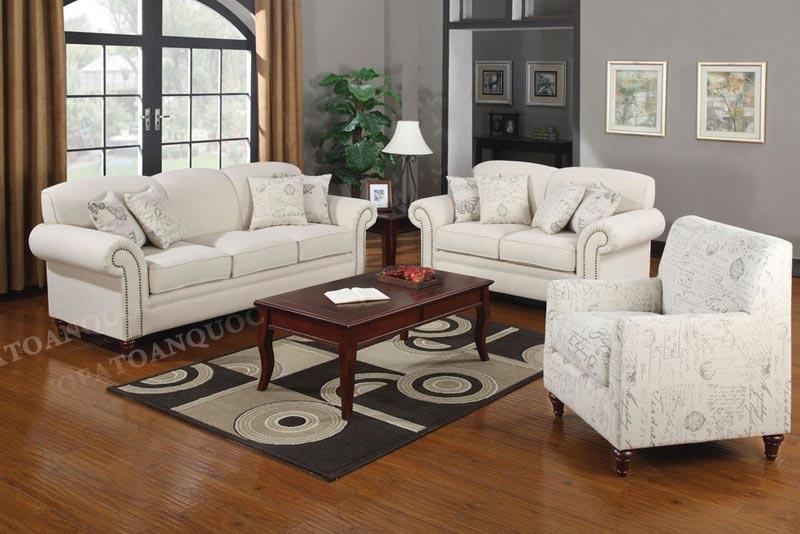 bộ ghế sofa phong cách vintage