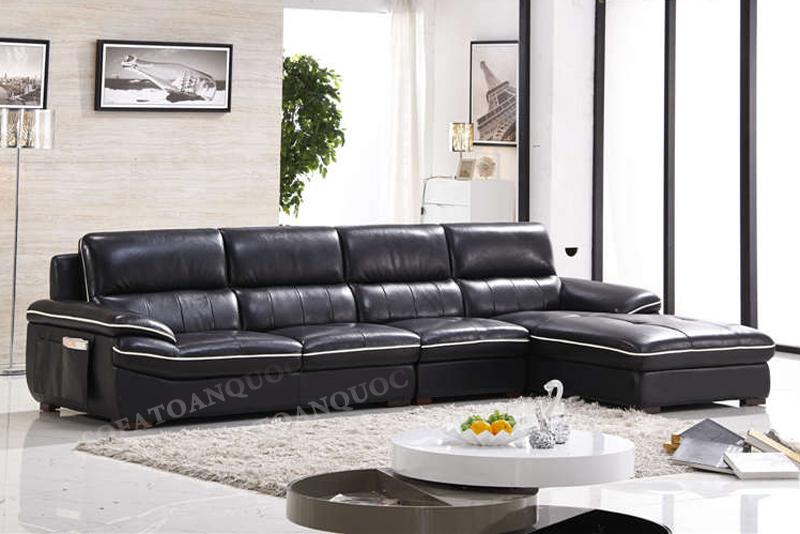 Sofa góc kích thước lớn 3 chỗ