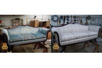 Mua ghế sofa cũ thanh lý không bị hớ, bị đắt, độ bền 3-5 năm