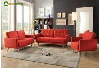 30 Ghế Sofa Màu Đỏ Đẹp Cho Gia Chủ Mệnh Hỏa