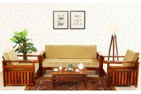 12 Ghế Sofa Gỗ Nệm Phong Cách Hiện Đại Cho Năm 2020