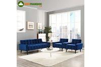 30 Ghế Sofa Màu Xanh Đủ Màu Cho Phòng Khách Trẻ Trung