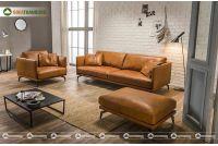 Lựa chọn mua sofa da thật Ý hay sofa Malaysia?