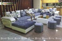 4 lý do sofa góc bọc nỉ được 90% khách hàng lựa chọn