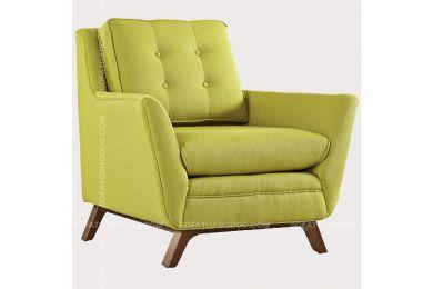 Mẫu ghế sofa đơn cafe mã 18