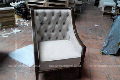 ghế sofa armchair mã 18