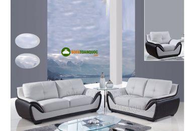 Ghế sofa da mã 37