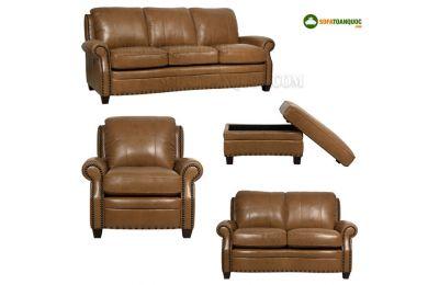 ghế sofa da mã 39
