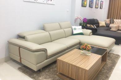 Sofa da mã 210B