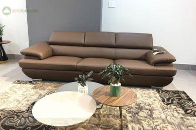 Mẫu sofa văng tựa gật gù kích thước 2m5 mã 164